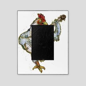Banjo Chicken Picture Frame