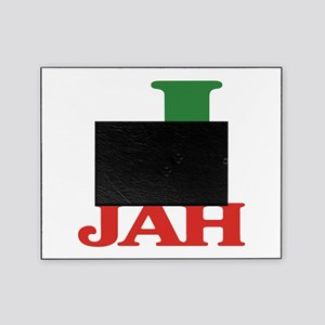 J is for Jah Picture Frame