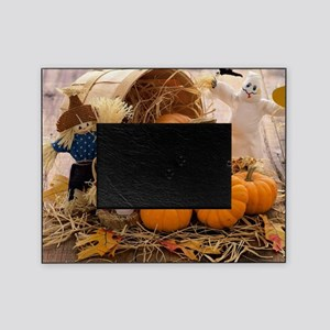 Fall Season Picture Frame