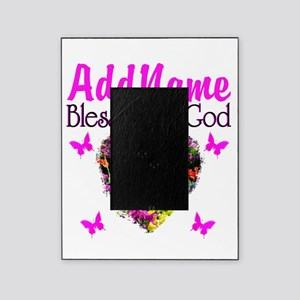 BLESSED BY GOD Picture Frame