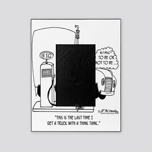 5148_science_cartoon Picture Frame