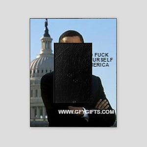 Barack Hussein Obama GFY Picture Frame