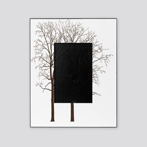 Brown Trees Picture Frame