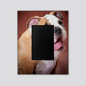 BulldogPuppy Picture Frame