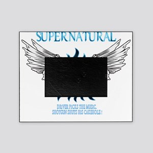 Supernatural Protection symbal Drive Picture Frame