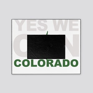 Yes We Can Colorado Picture Frame