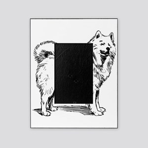 Samoyed dog Picture Frame