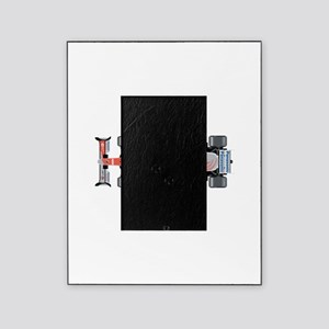 Bird View Toyota Picture Frame