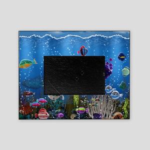 Underwater Love Picture Frame