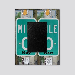 Mile 0 Highway 1 Picture Frame