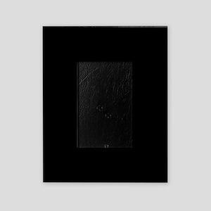 solid color black 000000 picture frame Picture Fra