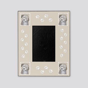 Havanese Puppy Picture Frame