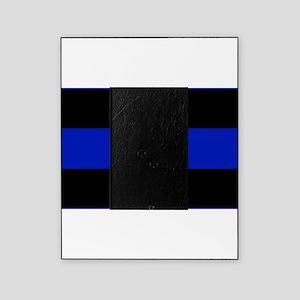 Thin Blue Line - Georgia Picture Frame
