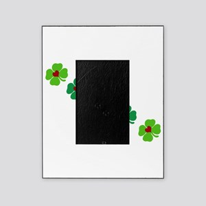 Lucky Irish Clover Picture Frame