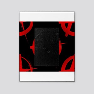 anarchy sign Picture Frame