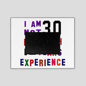 30 Birthday Designs Picture Frame