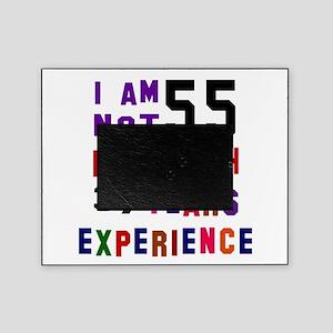 55 Birthday Designs Picture Frame