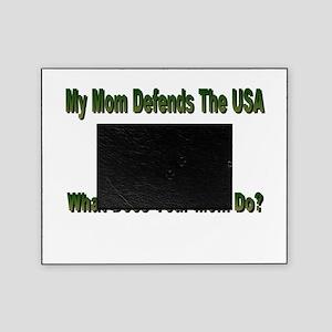 militarydefendsmom Picture Frame