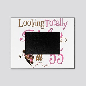 FabPinkBrown55 Picture Frame