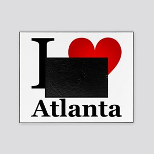 I Love Atlanta Picture Frame
