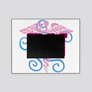 RN swirl Picture Frame
