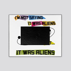 Im not saying it was aliens but... Picture Frame