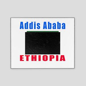 Addis Ababa Ethiopia Designs Picture Frame