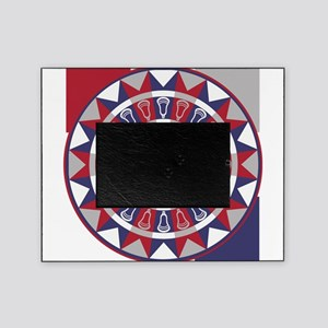 Lacrosse Shakey Dartboard Picture Frame