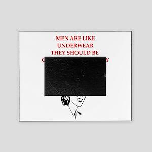 MEN Picture Frame
