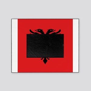Flag of Albania Picture Frame