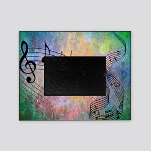 Abstract Music Picture Frame