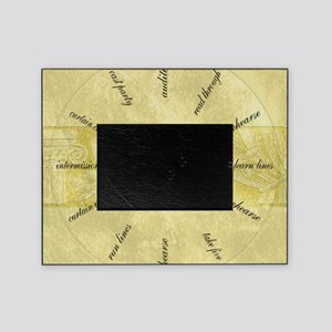 Theater-Mask-clockLARGEST Picture Frame