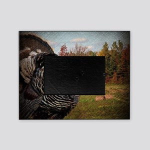 autumn landscape country turkey Picture Frame