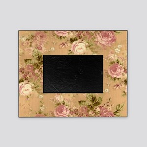 pink roses Picture Frame