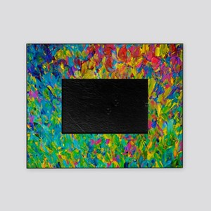 Rainbow Fields Picture Frame