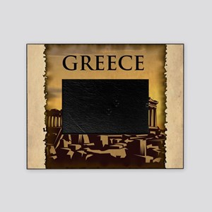 Acropolis Of Athens Picture Frame