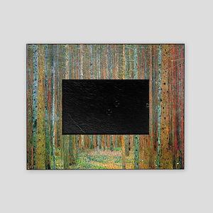 Gustav Klimt Pine Forest Picture Frame