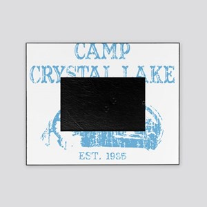 Camp Crystal Lake Picture Frame