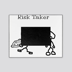 risk taker Picture Frame