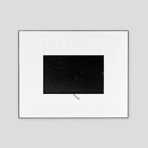 Drunky -blk Picture Frame