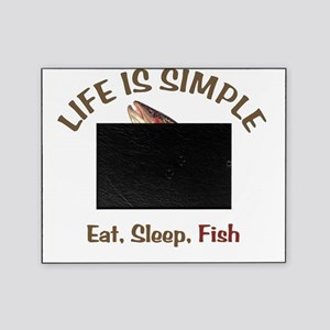 Life is Simple Picture Frame