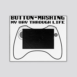 Button Masher Picture Frame