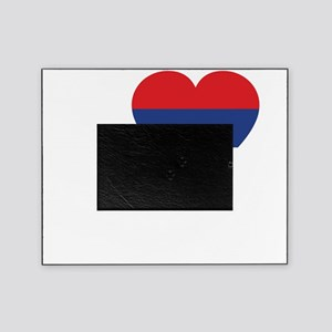 Nole Serbia -dk Picture Frame