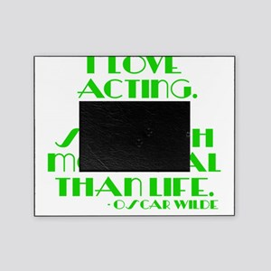 I LOVE ACTING Picture Frame