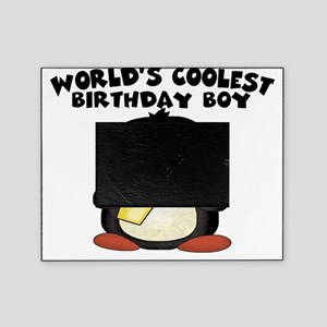 birthday boy coolest Picture Frame