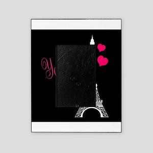 Paris France Eiffel Tower Picture Frame