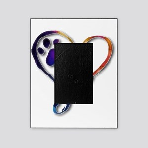 Infinity Paw Picture Frame
