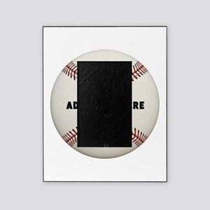 Baseball Name Customized Picture Frame