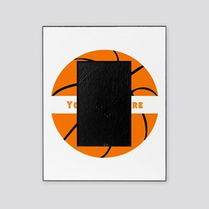 Basketball Personalized Picture Frame