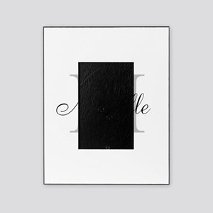 Personalized Monogram Name Picture Frame